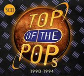 Top of the Pops 1990-1994 (3-CD)