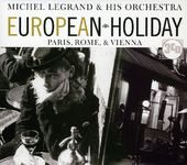 European Holiday: Paris, Rome & Vienna (3-CD)
