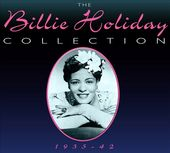 The Billie Holiday Collection: 1935-42 (4-CD Box
