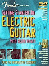 Getting Started on Electric Guitar with Keith