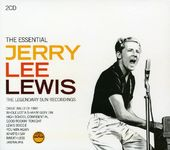 The Essential Jerry Lee Lewis: The Legendary Sun