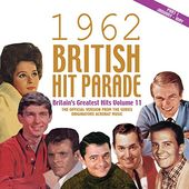 British Hit Parade: 1962, Part 1 (4-CD)
