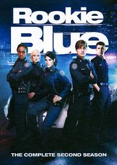 Rookie Blue - Complete 2nd Season (4-DVD)