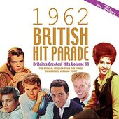 British Hit Parade: 1962, Part 2 (4-CD)