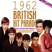 British Hit Parade: 1962, Part 3 (4-CD)