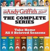 The Andy Griffith Show - Complete Series (39-DVD)