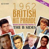 British Hit Parade: 1962 - B-Sides, Part 1 (4-CD)