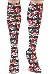 DC Comics - Harley Quinn Sublimated Knee High