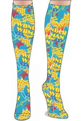 DC Comics - Wonder Woman Sublimated Knee High