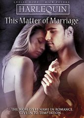 Harlequin Romance Series - This Matter of Marriage