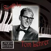 Songs By Tom Lehrer