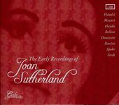 The Early Recordings of Joan Sutherland (2-CD)