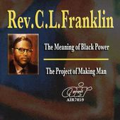 The Meaning of Black Power / The Project of