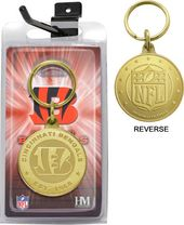 Football - Cincinnati Bengals Bronze Bullion