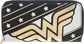 DC Comics - Wonder Woman Large Zip Wallet