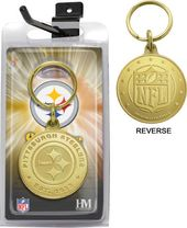 Football - Pittsburgh Steelers Bronze Bullion