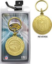 Football - Jacksonville Jaguars Bronze Bullion