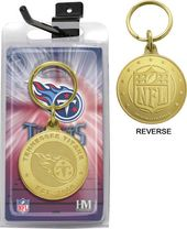 Football - Tennessee Titans Bronze Bullion