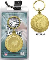 Football - Philadelphia Eagles Bronze Bullion
