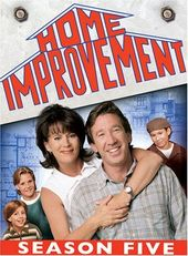 Home Improvement - Complete 5th Season (3-DVD)