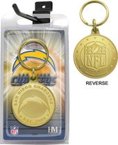 Football - San Diego Chargers Bronze Bullion
