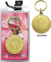 Football - Arizona Cardinals Bronze Bullion