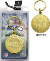 Football - Seattle Seahawks Bronze Bullion