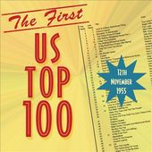 The First US Top 100: November 12th, 1955 (4-CD)