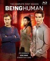 Being Human (US) - Season 1 (Blu-ray)