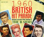 British Hit Parade: 1960 - B-Sides, Part 1 (4-CD)