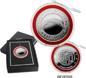 Football - San Diego Chargers Silver Coin Ornament