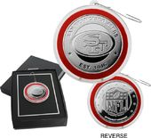 Football - San Francisco 49ers Silver Coin