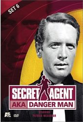 Secret Agent aka Danger Man - Set 6 (3-DVD)
