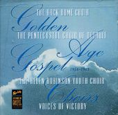 Golden Age Gospel Choirs 1954-1963