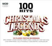 100 Hits: Christmas Legends (5-CD)
