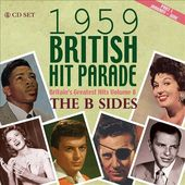 British Hit Parade: 1959 - B-Sides, Part 1 (4-CD)