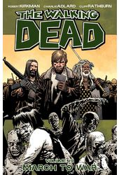 The Walking Dead 19: March to War