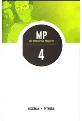 The Manhattan Projects 4