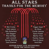The All Stars: Thanks For The Memory (Live)