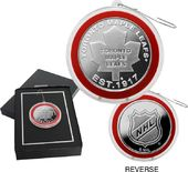 Hockey - Toronto Maple Leafs Silver Coin Ornament