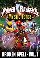 Power Rangers Mystic Force: Broken Spell, Volume 1