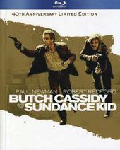 Butch Cassidy and the Sundance Kid (Blu-ray,