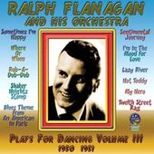 Plays For Dancing, Volume IV 1954-1958 (Live)