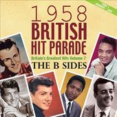 British Hit Parade: 1958 - B-Sides, Part 1 (4-CD)