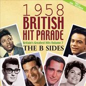 British Hit Parade: 1958 - B-Sides, Part 2 (4-CD)