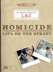 Homicide: Life on the Street - Complete Seasons 1