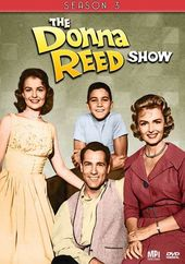 The Donna Reed Show - Season 3 (5-DVD)