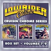 Lowrider Oldies, Volume 7-9 (3-CD)