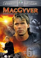 MacGyver - Complete 6th Season (6-DVD)