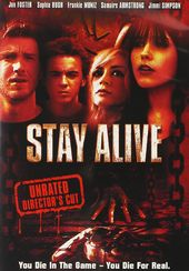 Stay Alive (Unrated Director's Extended Cut)